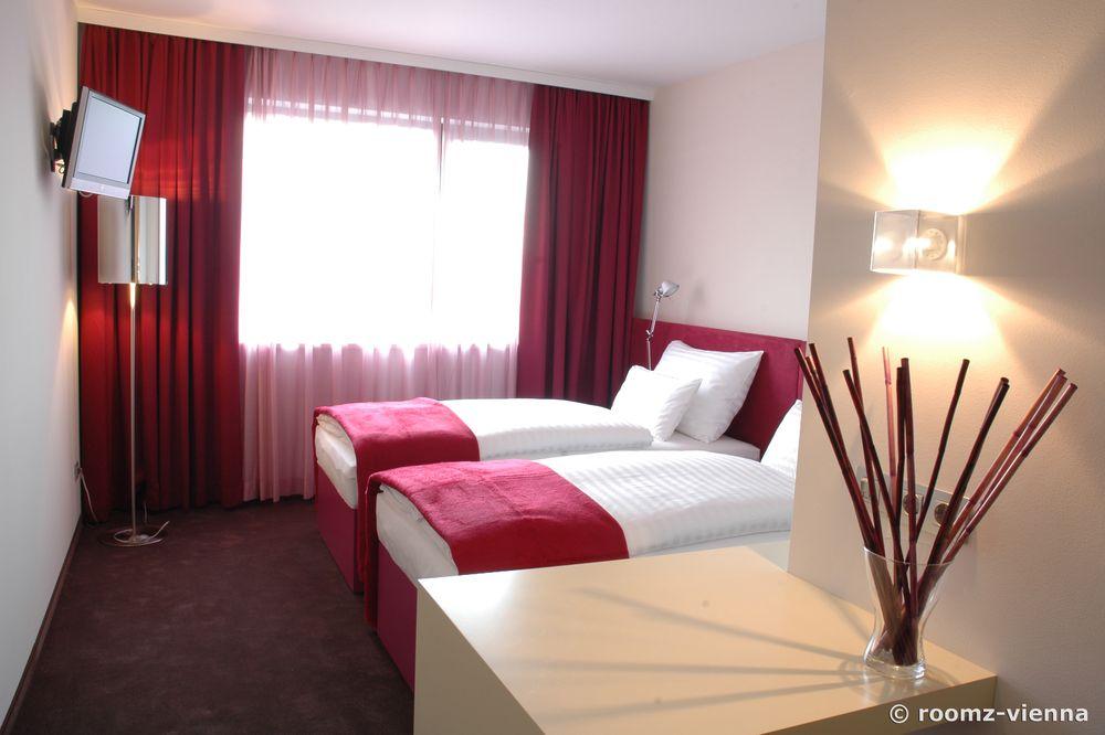 Sport Und Kunst Im Budget Design Hotel Roomz Vienna Laufseminare