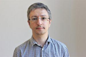 Daniel Lurye hilft mit Skillotron, die Programmier-Skills aufzuzeigen.