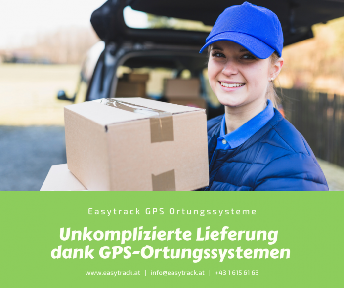 GPS Ortung mit Easytrack GPS Ortungssysteme