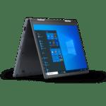 Der Portégé X30W-J von dynabook - das weltweit leichteste 13,3 Zoll* Convertible mit Intel® Core™ Prozessoren der 11. Generation