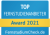 TOP FERNSTUDIENANBIETER 2021