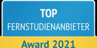 TOP FERNSTUDIENANBIETER 2021