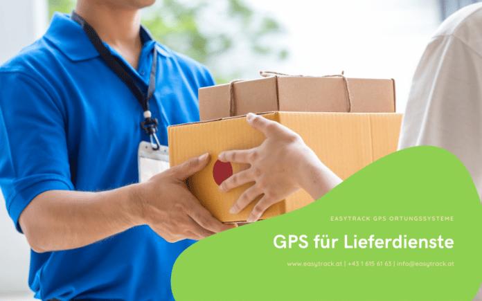 GPS für Lieferdienste