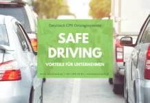 Die Vorteile von Safe Driving für Unternehmen