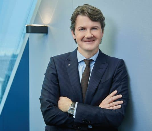 Bild 01: DI Gerald Fleischmann, Generaldirektor der VOLKSBANK WIEN AG © Robert Polster