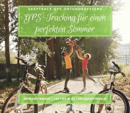 GPS-Tracking für einen perfekten Sommer