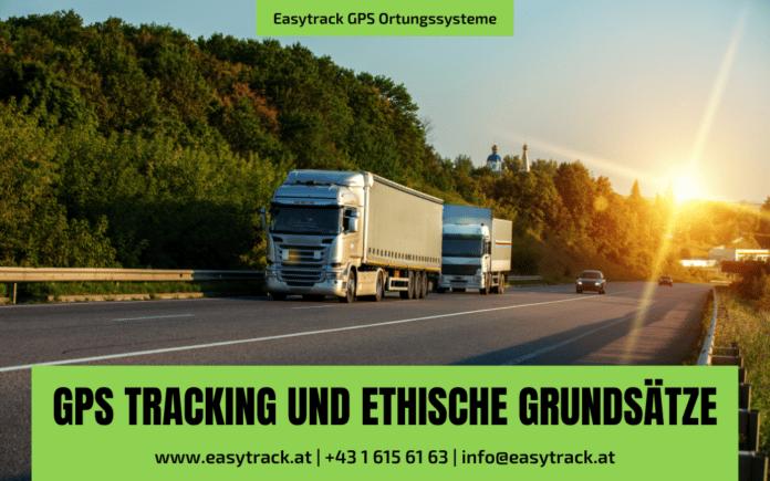 GPS Tracking und ethische Grundsätze